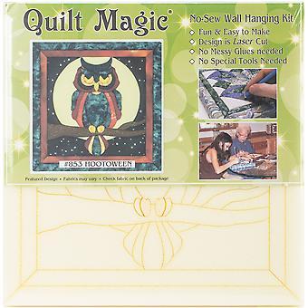 Hootoween Quilt Magic Kit-12