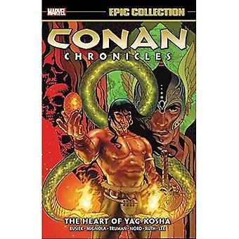 Kroniki Conan Epic Collection: serce YAG-kosha