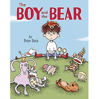 The Boy And The Bear: A Friendship Adventure