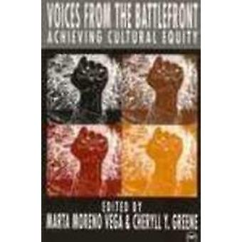 Voices from the Battlefront - Achieving Cultural Equity by Marta Moren