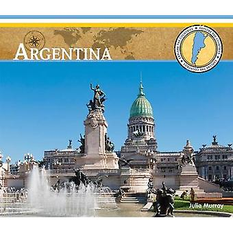 Argentina by Julie Murray - 9781624033414 Book