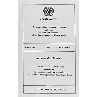 Treaty Series - Volume 2608 by United Nations - 9789219005570 Book