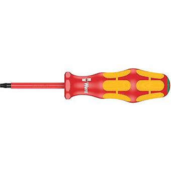 Wera 167 i VDE Torx screwdriver Size (screwdriver) T 20 Blade length: 80 mm DIN EN 60900