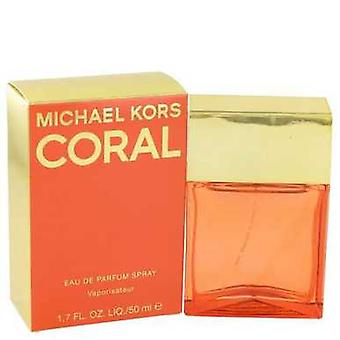 Michael Kors Coral By Michael Kors Eau De Parfum Spray 1.7 Oz (women) V728-533151