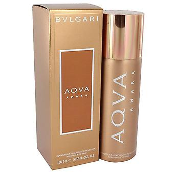 Bvlgari Aqua Amara Body Spray de Bvlgari