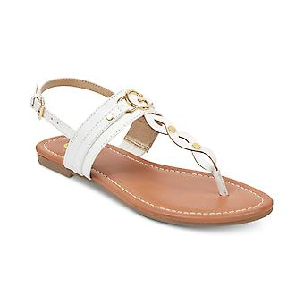 G by Guess Womens Links Open Toe Casual Slingback Sandals