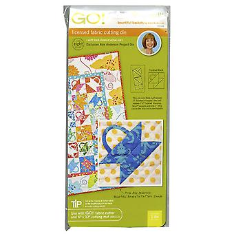 Go! Fabric Cutting Dies Bountiful Basket 550 48