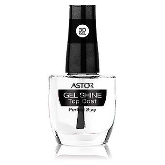 Astor Perfect Stay 3D Gel Shine Top Coat (Mujer , Maquillaje , Uñas , Tratamientos)