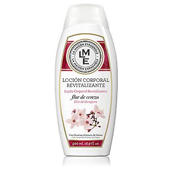 Lme Cherry Blossom Collection Corp Lotion 500 Ml