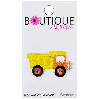 Iron-On Appliques-Dump Truck A001300-240