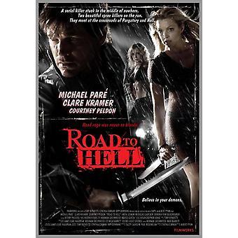 Vejen til helvede Movie plakat Print (27 x 40)