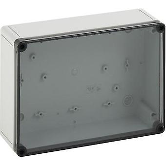 Build-in casing 254 x 180 x 90 Polycarbonate (PC), Polystyrene (EPS) Light grey (RAL 7035) Spelsberg PS 2518-9-t 1 pc(s