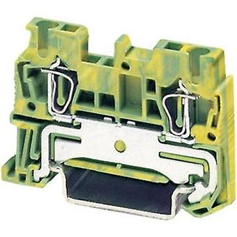 Phoenix Contact 3031238 ST 2,5-PE Tension Spring-Grounding Terminal ST...-PE Green-yellow