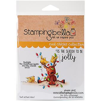 Stamping Bella Cling Stamp 6.5