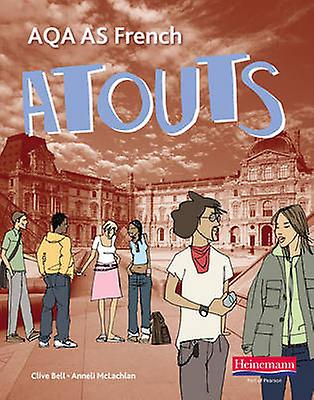 Atouts AQA AS French Student Book and CDROM