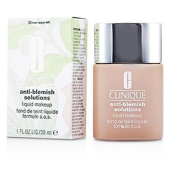Clinique Anti Blemish Solutions Liquid Makeup - # 03 Fresh Neutral - 30ml/1oz