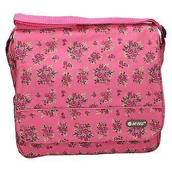 Girls Hi-Tec Floral Courier Bags HT-1609