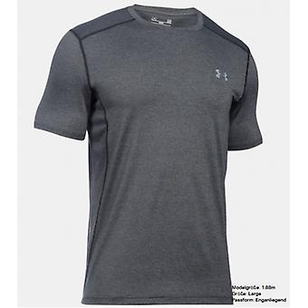 Under Armour men's T-Shirt Andy Murray RAID Carbon Heather 1257466-090