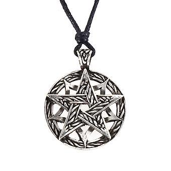 Handgemaakte Celtic het pad van leven tinnen hanger