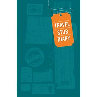 Travel Stub Diary (Stationery) by Epstein