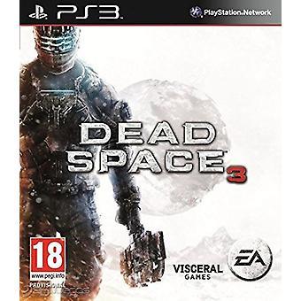 Dead Space 3 PS3 spil