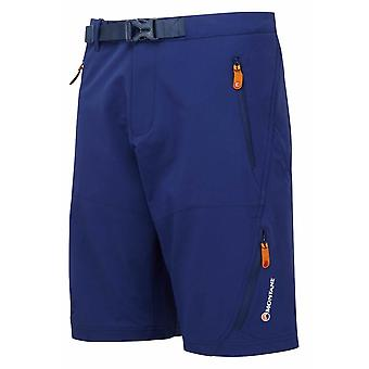 Montane Mens Terra Alpine Shorts Antarctic Blue (Small)