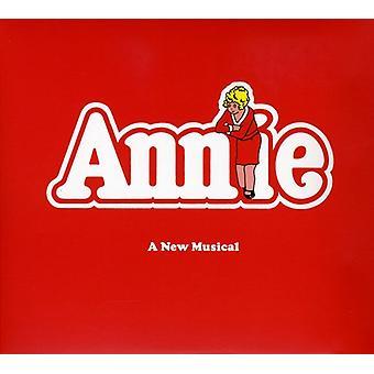 Annie - Annie [originale Broadway Cast optagelse] [CD] USA importerer