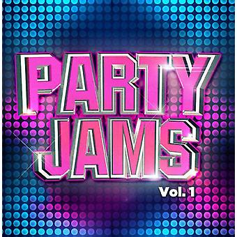Party Jams 1 - Party Jams 1 [CD] USA import