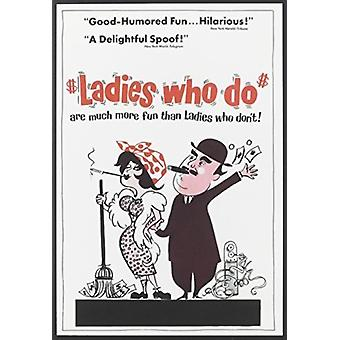 Ladies Who Do [DVD] USA import