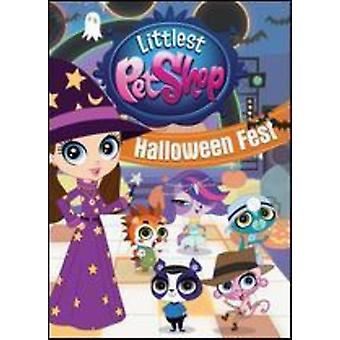 Littlest Pet Shop Halloween Fest [DVD] USA import