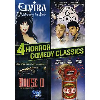Elvira/Translyvania 6-5000/terugkeer van de moordenaar naar [DVD] VS importeren