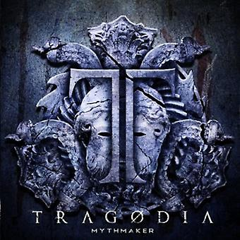 Tragodia - Mythmaker [CD] USA importerer