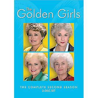 Golden piger: Komplet anden sæson [DVD] USA importerer