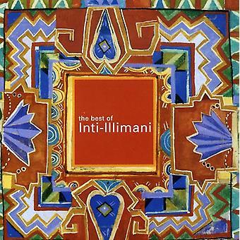 Inti-Illimani - Best of Inti-Illimani [CD] USA import