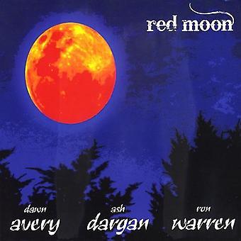 Avery, Dawn & Ash Dargan/Ron Warren - Red Moon [CD] USA Import