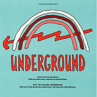Emile De Antonio - Underground [CD] USA import