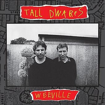 Høje dværge - Weeville [CD] USA importerer