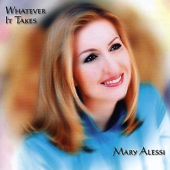 Mary Alessi - hvad det tager [CD] USA import