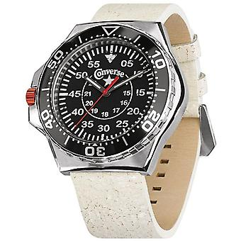 Converse Foxtrot Mens Watch leder VR008 - 150L