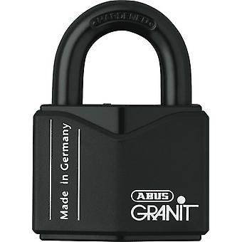 ABUS Granit Plus Padlock 80mm shielded arc blister 37RK / 80 B