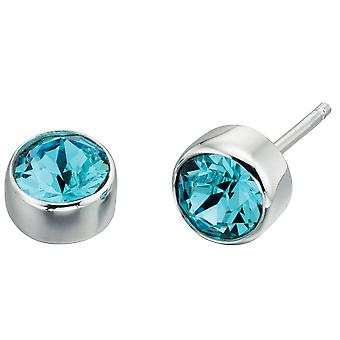925 sølv zirconia øreringer