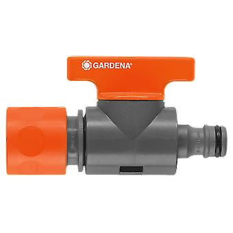 Gardena Connector - ReguladorPara the gradual regulation or closing the flow of water from a hose end