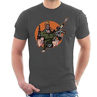Smuggler Bro Jayne Firefly Men's T-Shirt
