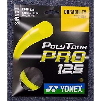 Yonex poly yellow tour fire cable string set 12 m