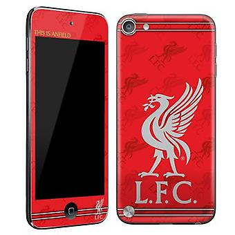 Liverpool iPod Touch 5 G piel