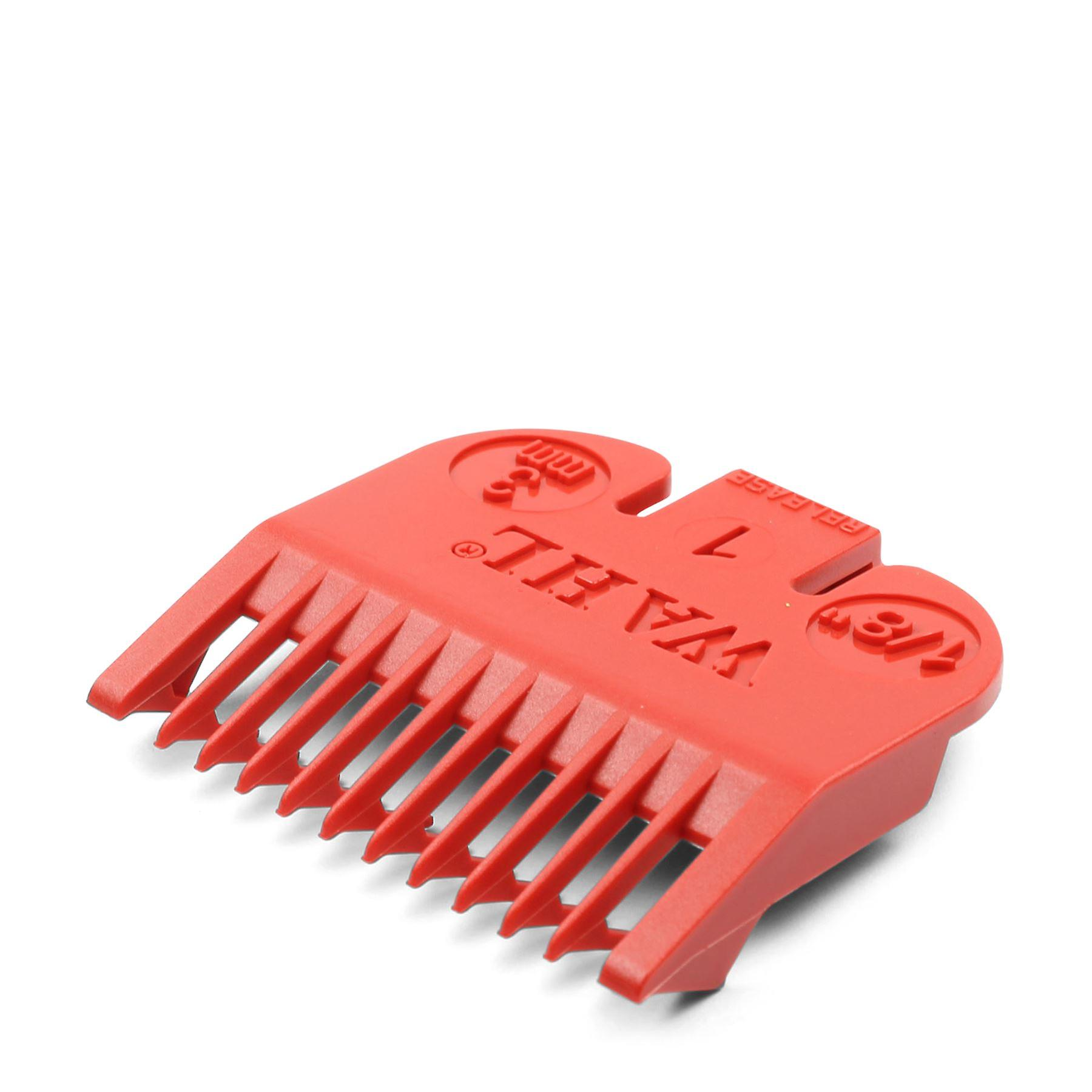 Wahl 3114-2001 No.1 Attachment Comb 3mm Red