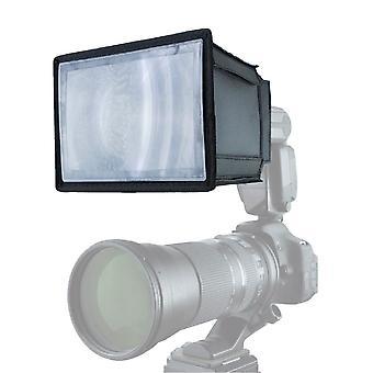 JJC FX-L Flash multiplicador extensor para Canon Speedlite 540EZ, Sony HVL-F58AM, HVL-F60M, Nissin Speedlite Di622, Metz 58AF-2, Pentax AF-540 FGZ, AF-540 FGZ II