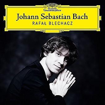 Rafal Blechacz - importation USA Johann Sebastian Bac [CD]