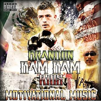 Rios, Brandon 'Bam Bam' - Motivational Music [CD] USA import