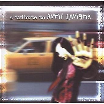 Tribute to Avril Lavigne - Tribute to Avril Lavigne [CD] USA import